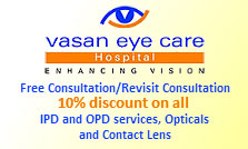 Vasan Eye Care Hospital